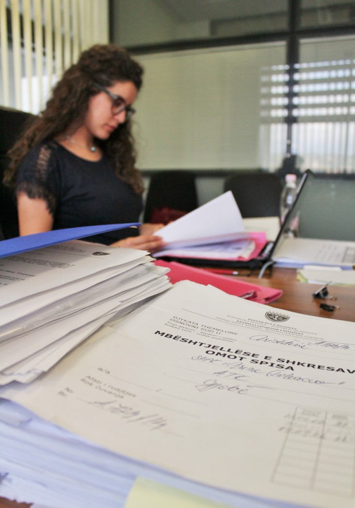 Sustainability Ensured for the Backlog Review Officers in Kosovo Courts
