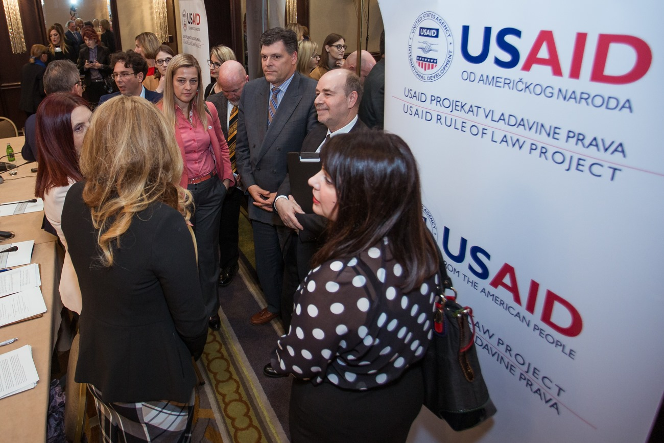USAID Rule of Law Project in Serbia